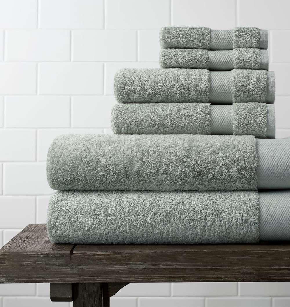 Boll & Branch Bath Towels