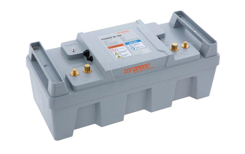 Torqeedo battery pack