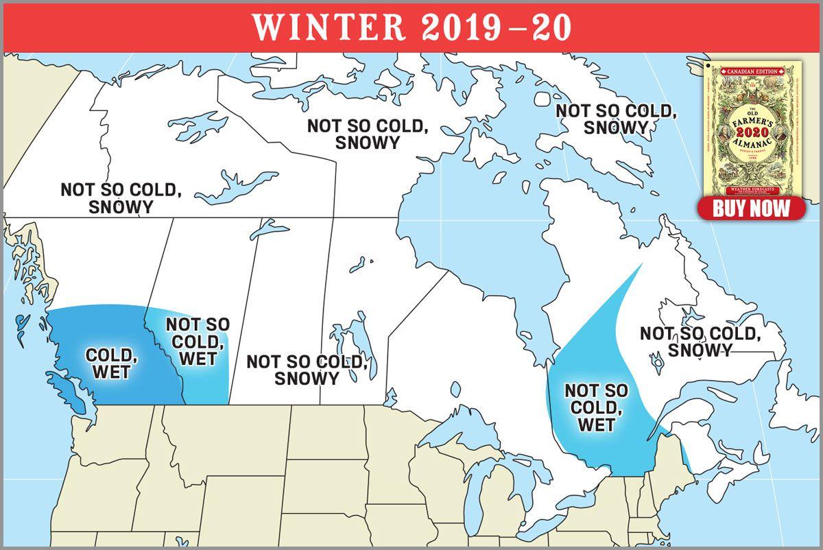 Canada forecast