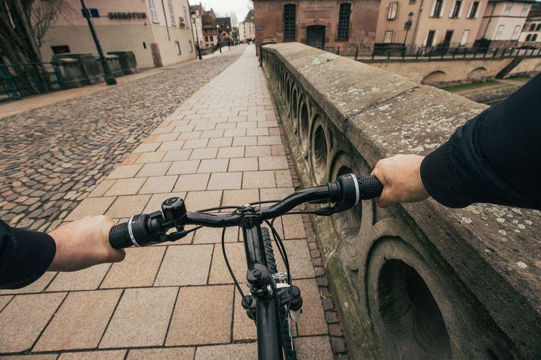 12 razones para usar una bicicleta para el transporte