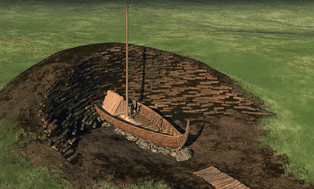 Norway plans to excavate a Viking ship burial for the first time in a century
