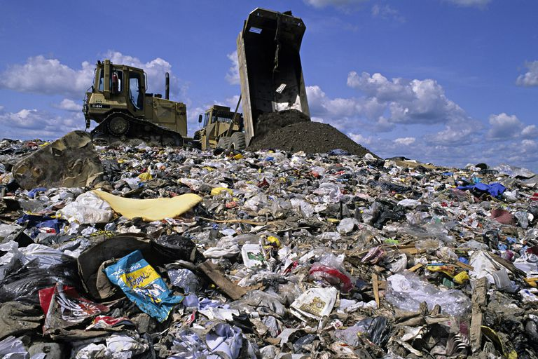 Waste Disposal and Recycling: Where the Trash Goes