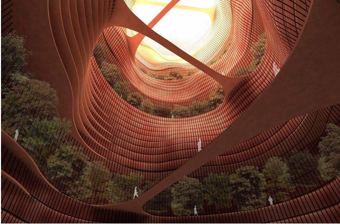 Earthscrapers: ¿Es bajar en vez de subir una forma más ecológica de construir?