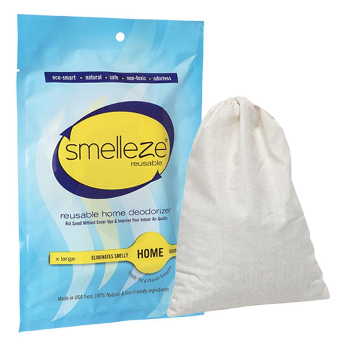 Smelleze odor removal pouch