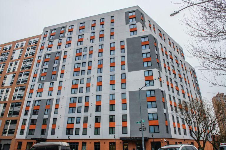 Park Avenue Green es el edificio de viviendas pasivas más grande de Norteamérica