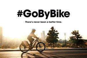 Go By Bike campaign by Trek