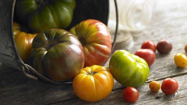 Los tomates sabían mucho mejor hace 100 años. ¿Se puede restaurar su sabor?