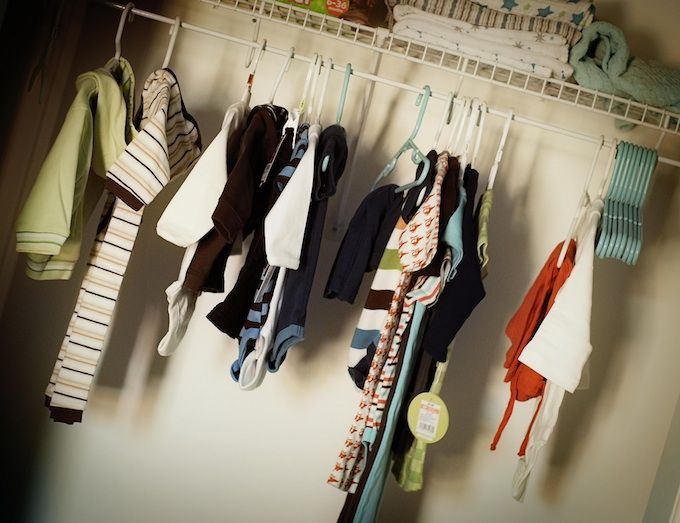 secondhand baby clothes