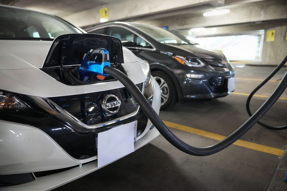 The Biden administration has proposed over $170 billion in spending to boost the production of zero-emission buses and cars and increase the number of EV charging stations.