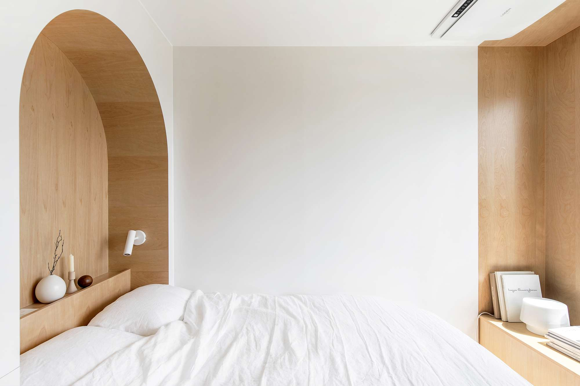 LIFE micro-apartments coliving Ian Lee arches