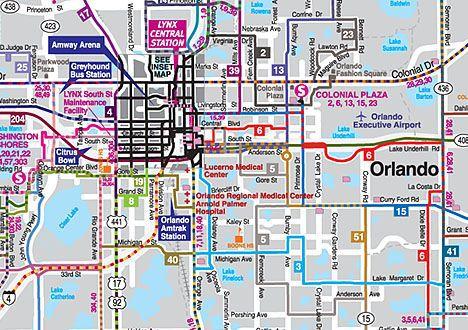 orlando public transportation map image