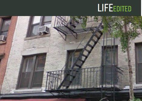 LifeEdited looking at windows photo exterior