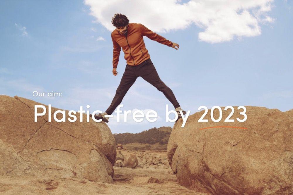 Icebreaker plastic-free