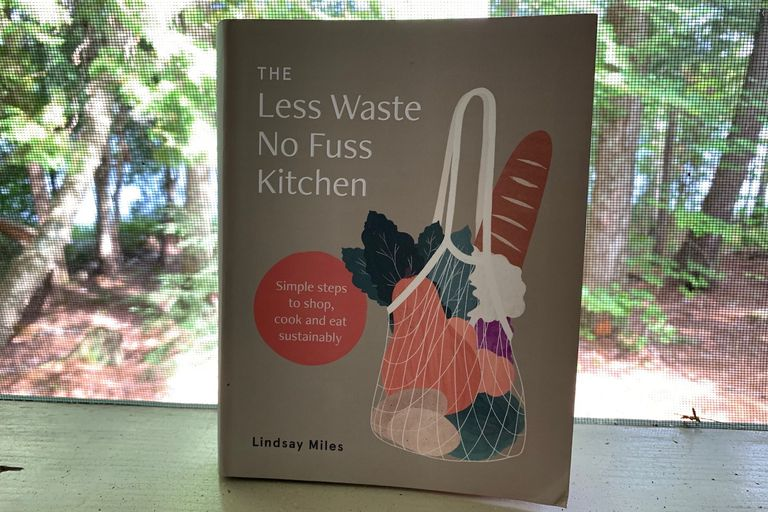 Less Waste No Fuss Kitchen book cover