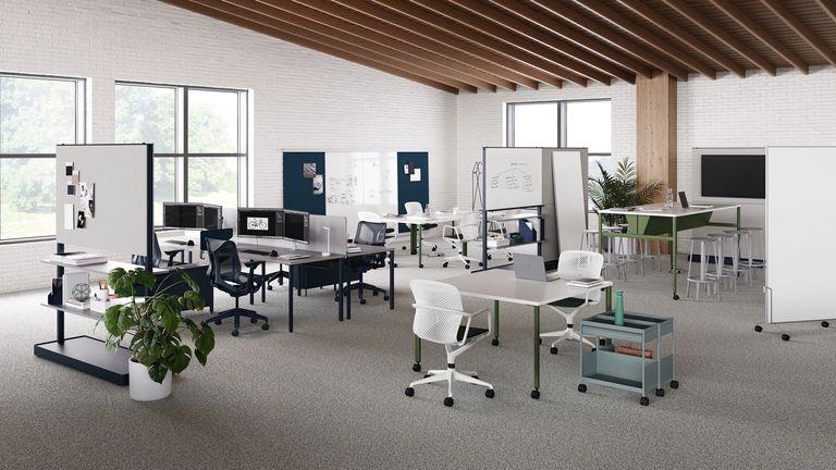 Herman Miller Office system