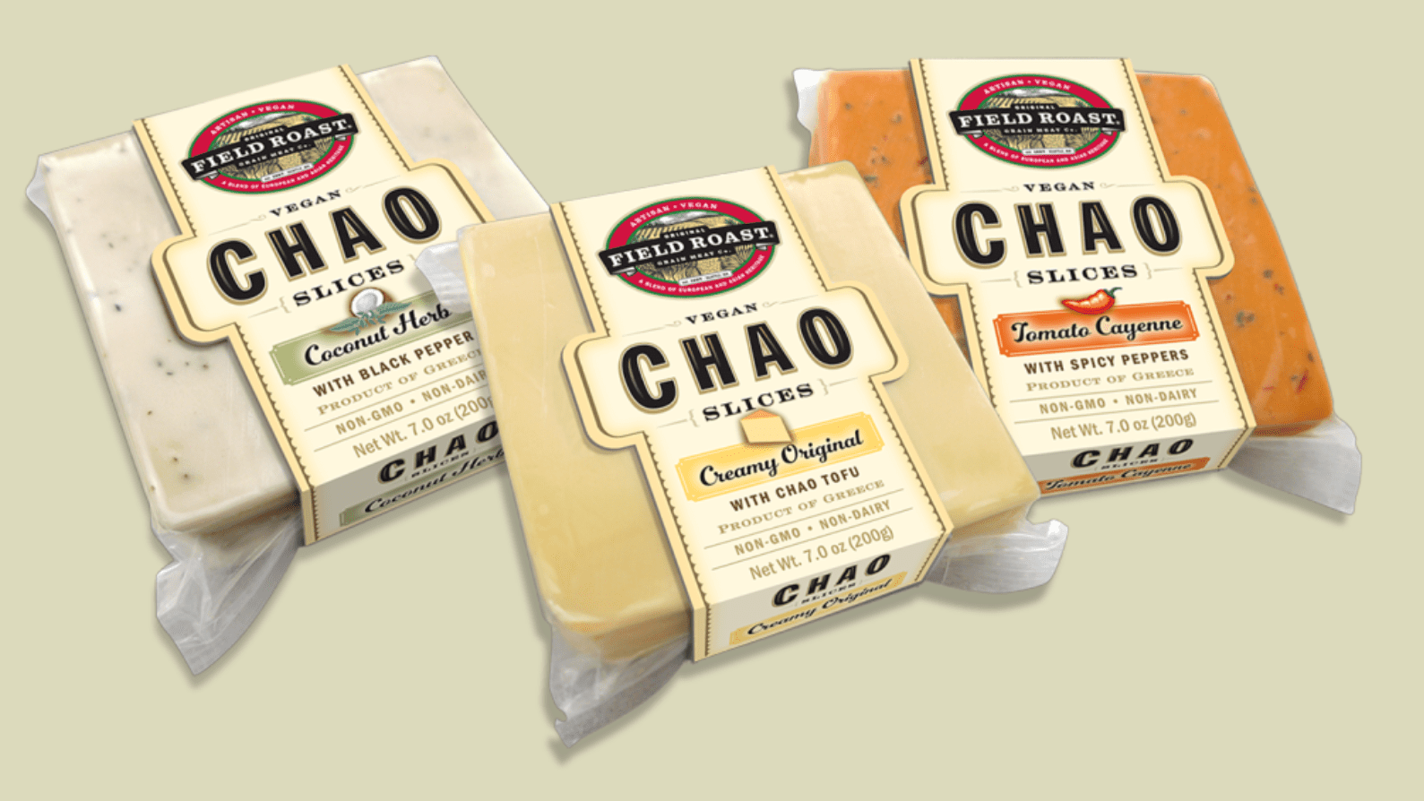 Chao Slices A Vegan Cheese That's Actually Quite Good