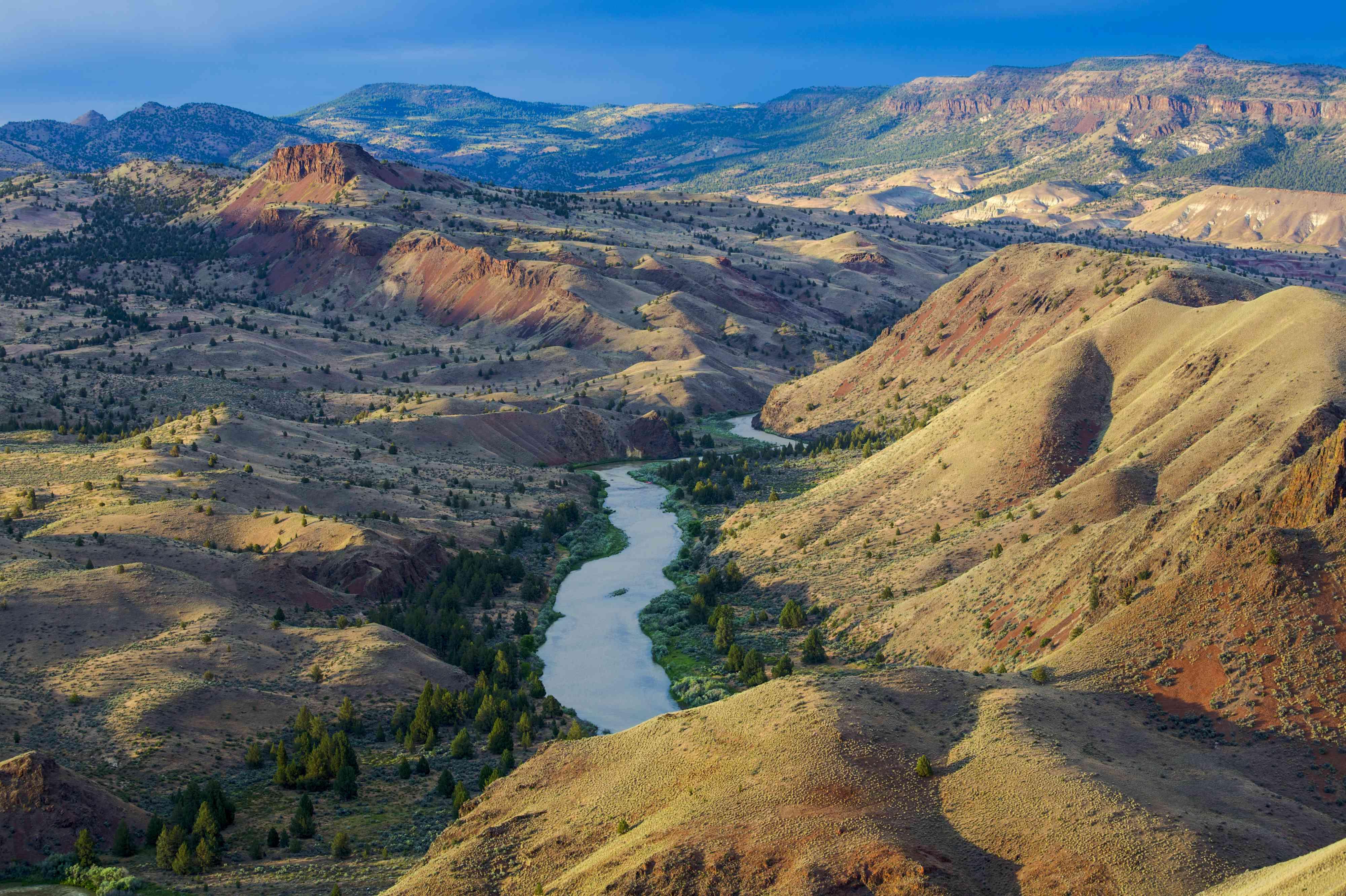 John Day River, Oregon