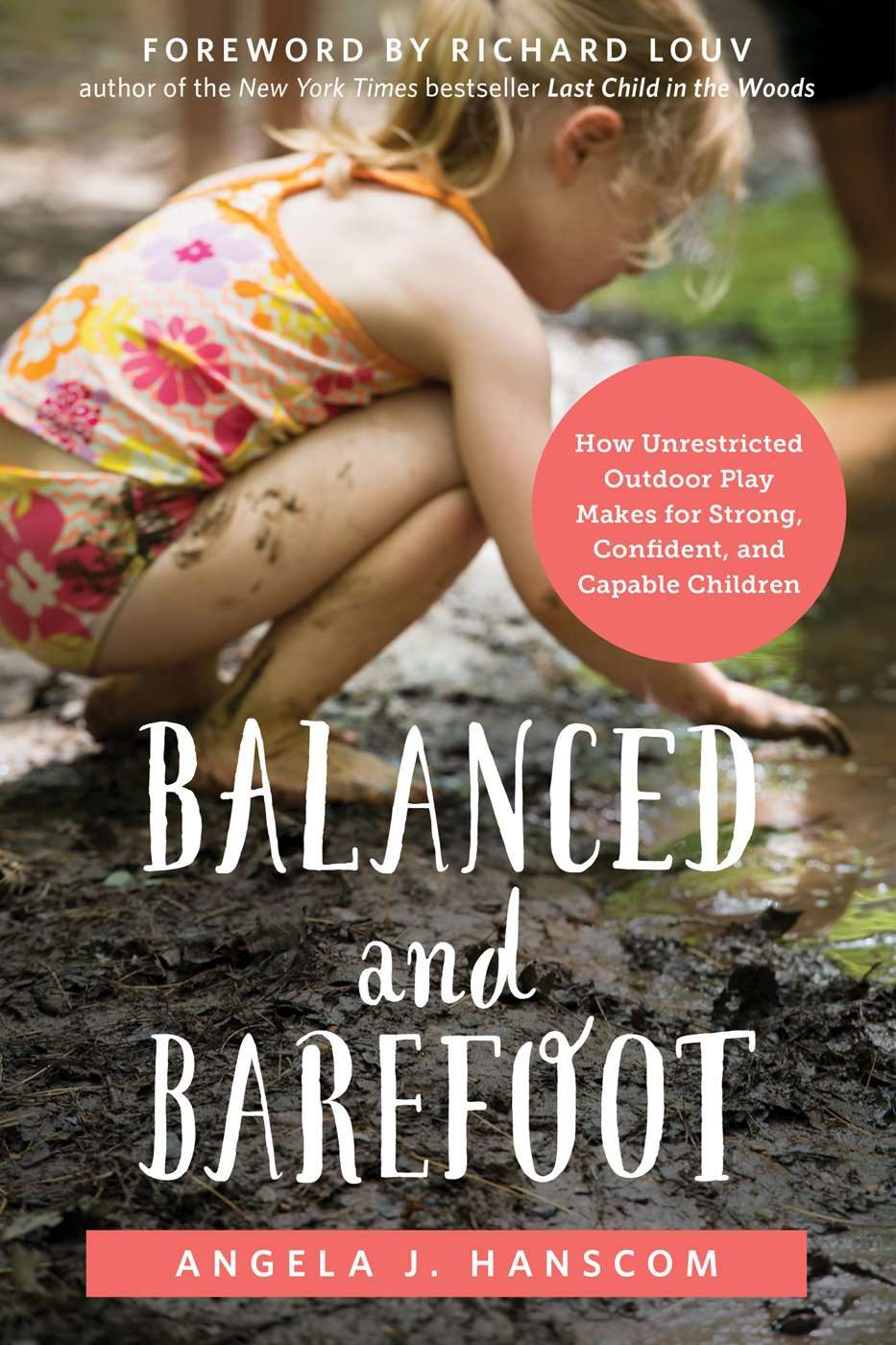 Balanced and Barefoot book cover