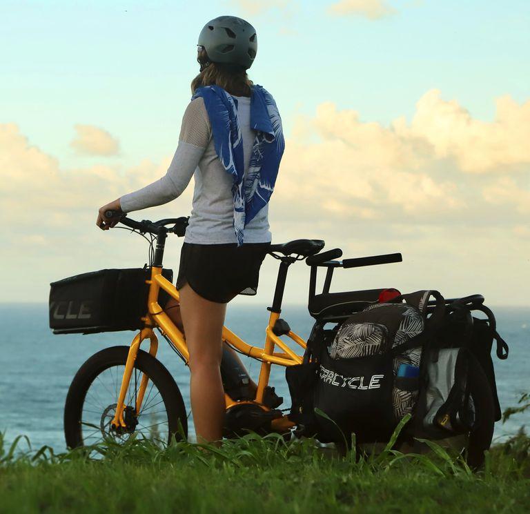 La bicicleta eléctrica Xtracycle RFA