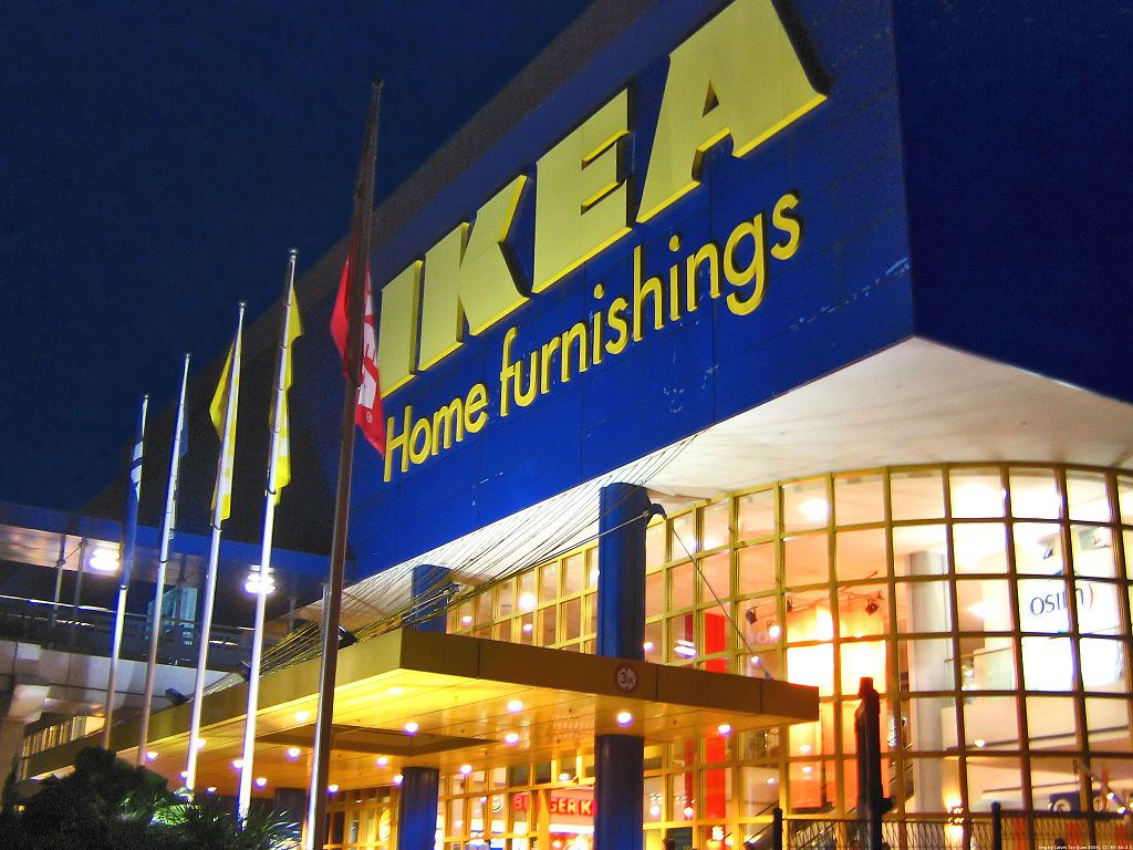 Ikea store in singapore