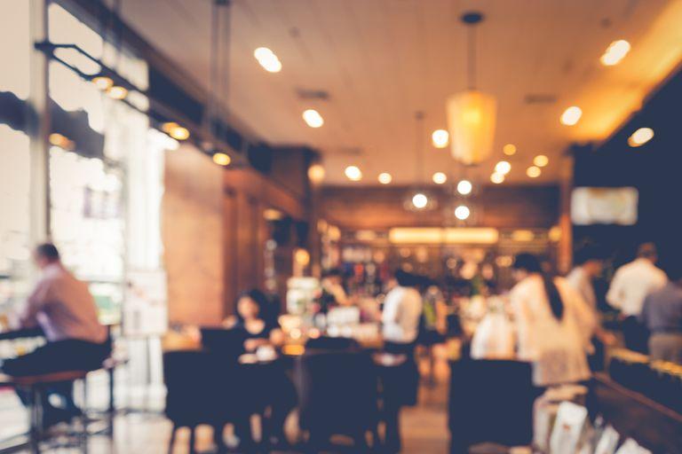 Compartir el espacio del restaurante ahorra energía