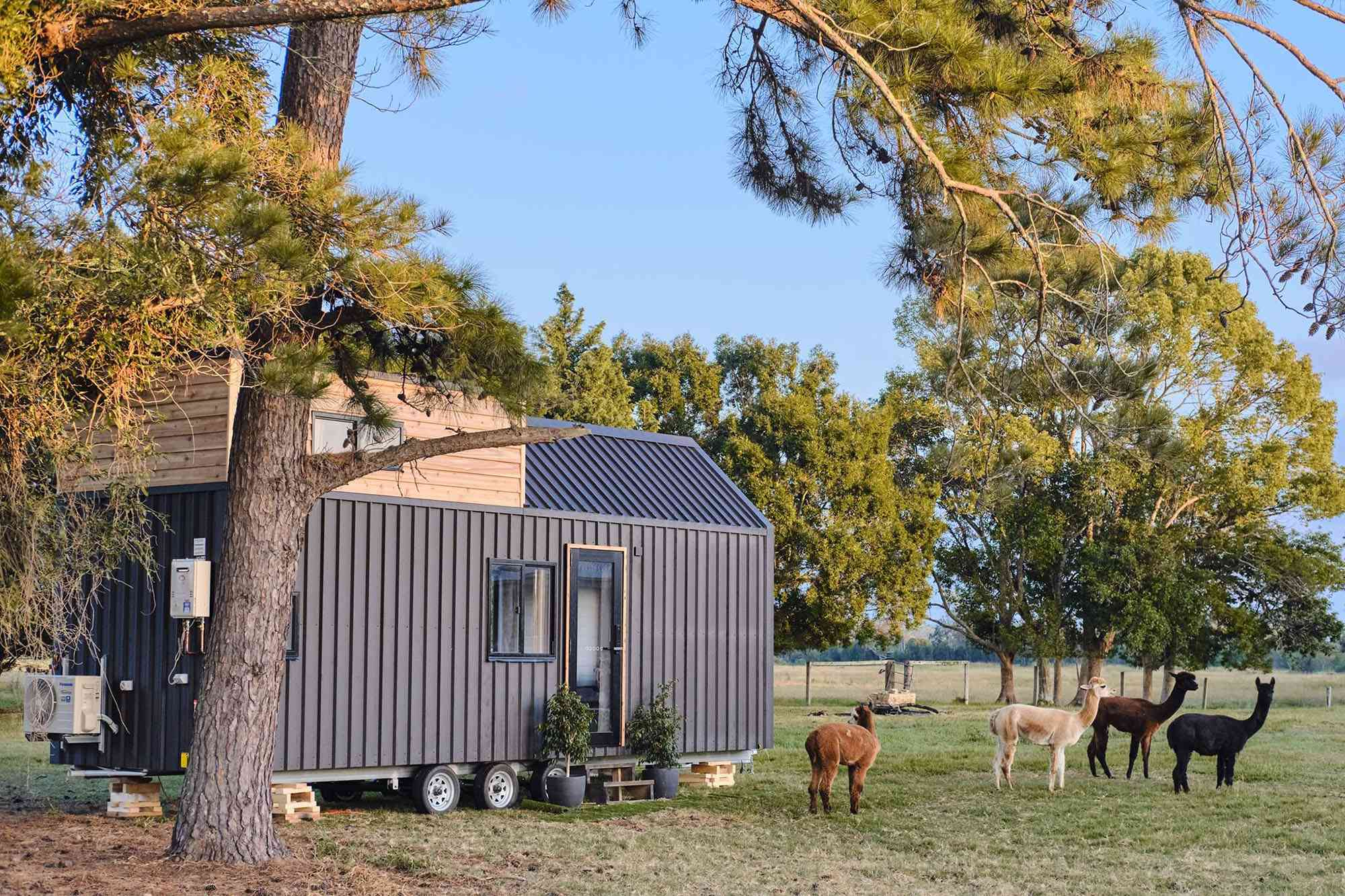 Sojourner Tiny House by Hauslein Tiny House Company