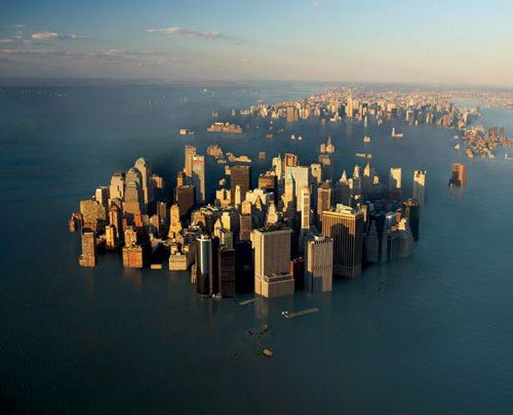 7 Terrifying Global Warming Pictures