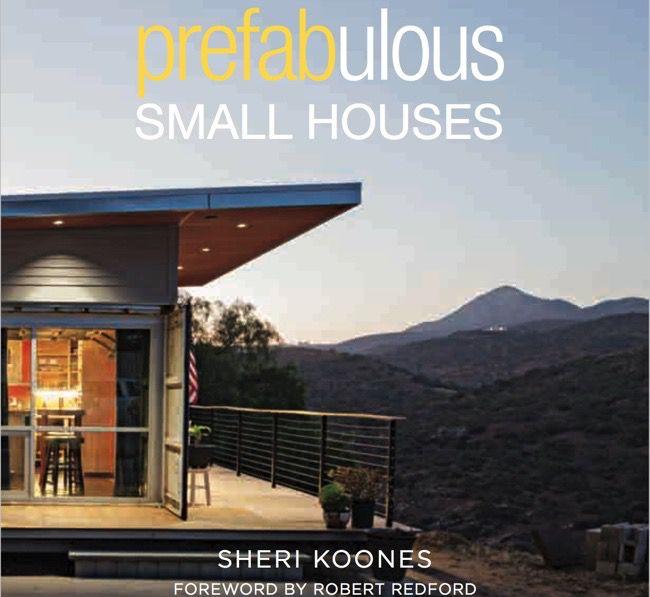 Definitivamente menos es más en casas pequeñas prefabulosas (Revisión del libro)