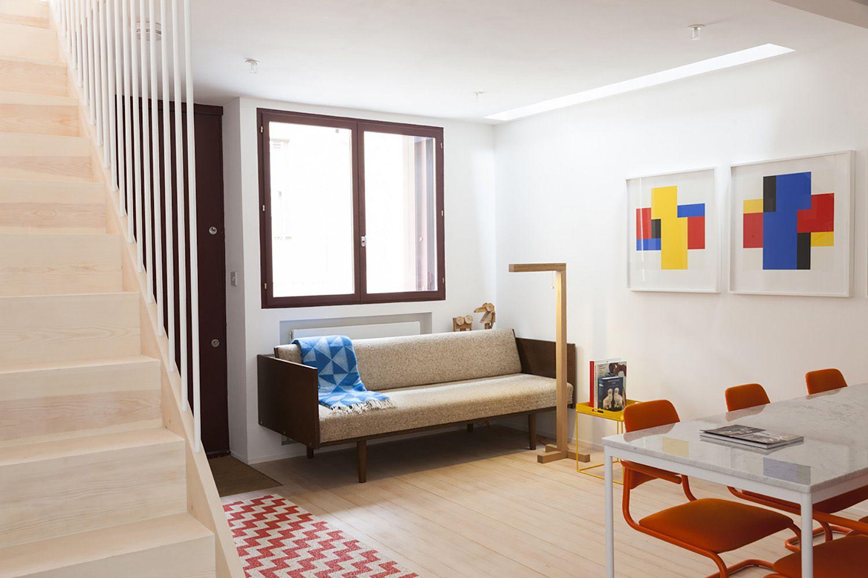 Small Townhouse Studiomama living room
