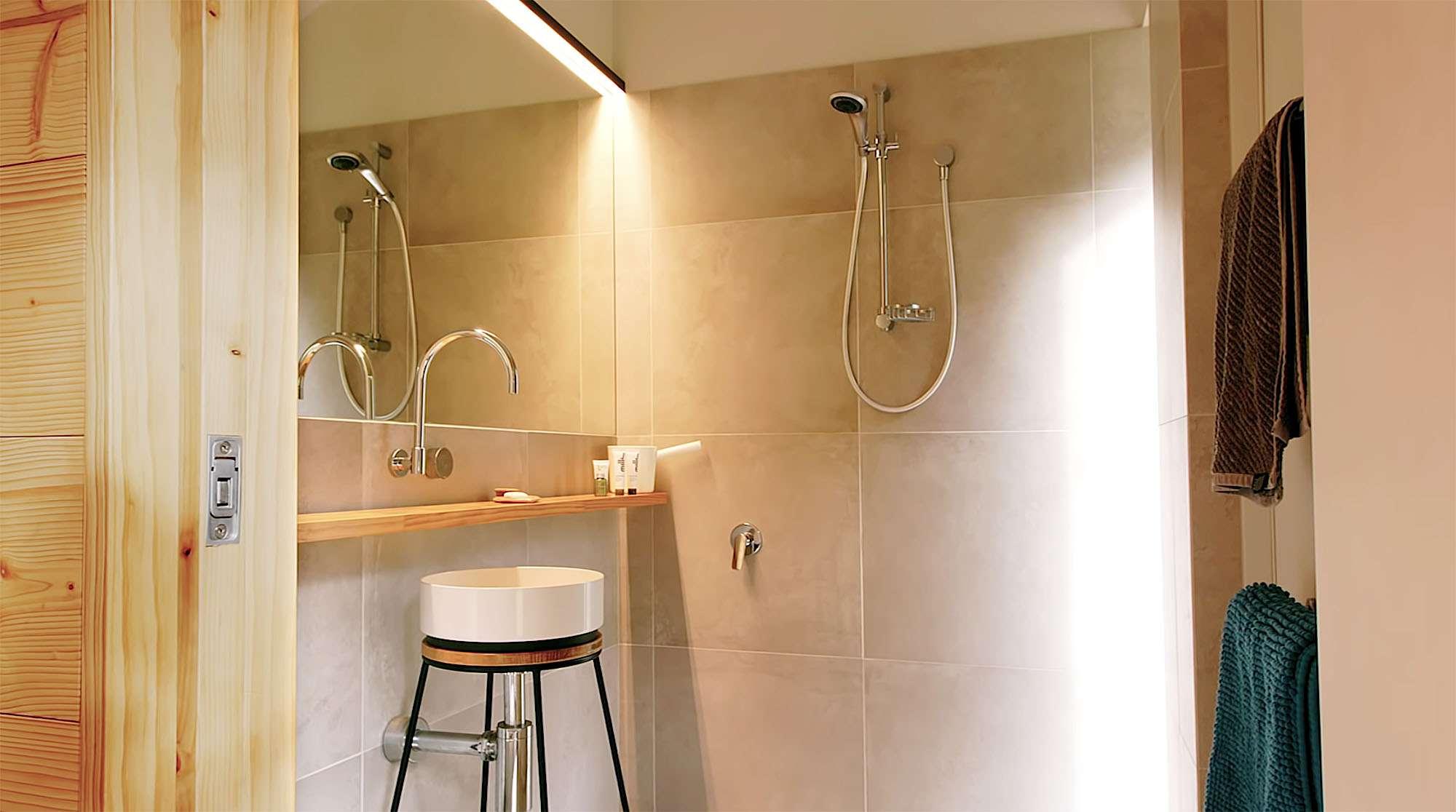 Bruny Island Hideaway by Maguire + Devin bathroom