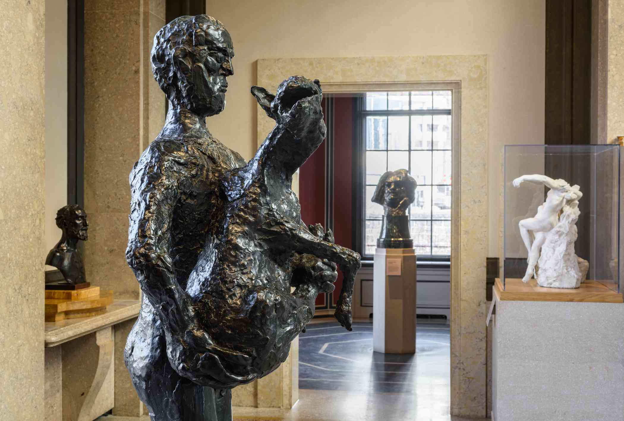 monuments, rodin museum, picasso