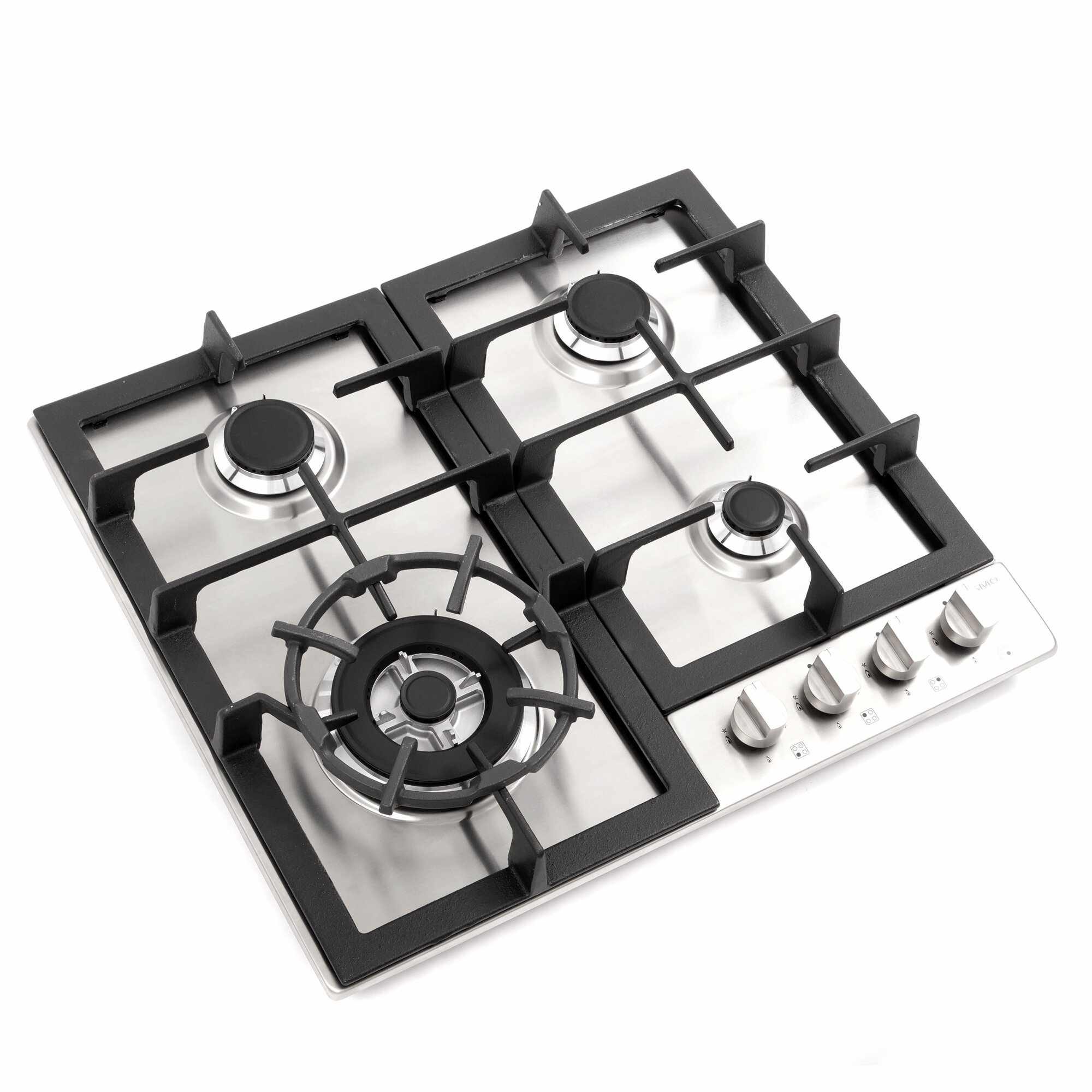 """Cosmo COS-640STX-E 24"""" Gas Cooktop with 4 Burners"""