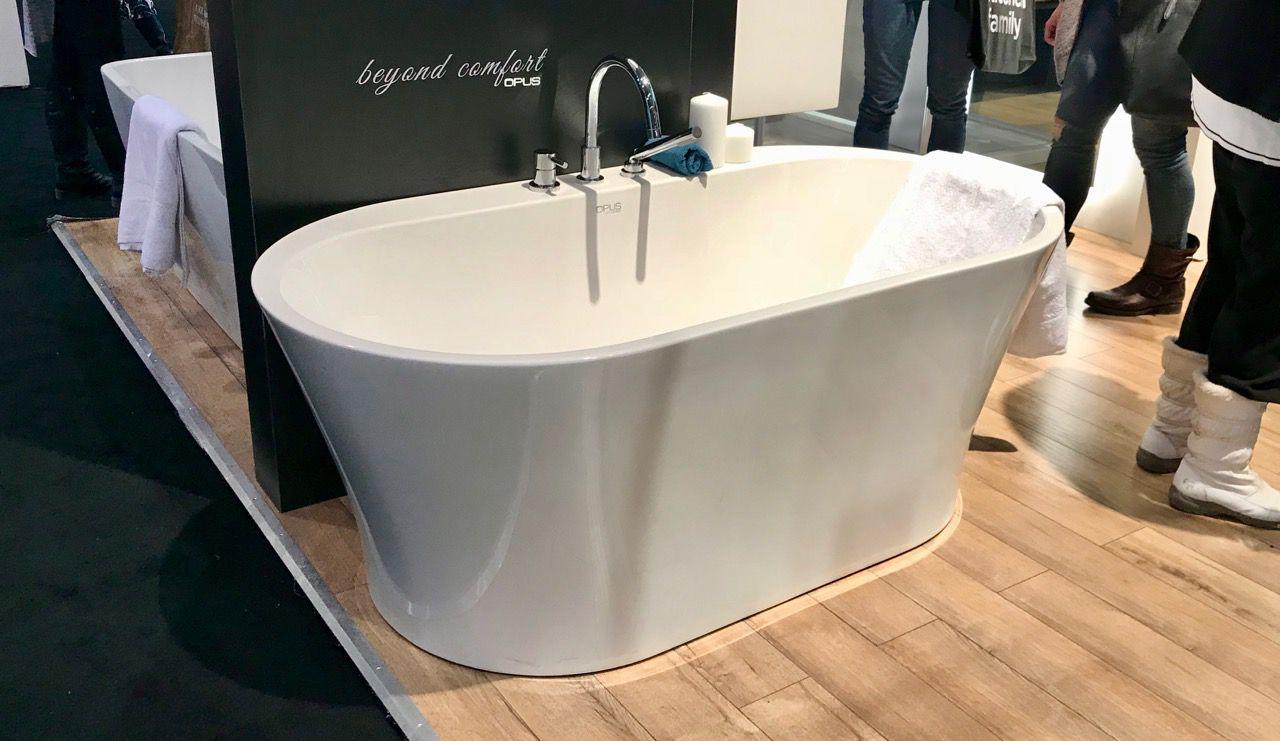 free standing bathtub photo