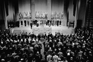 UN Founding Conference, San Francisco, 1945
