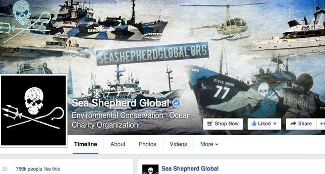 Sea Shepherd Global on Facebook