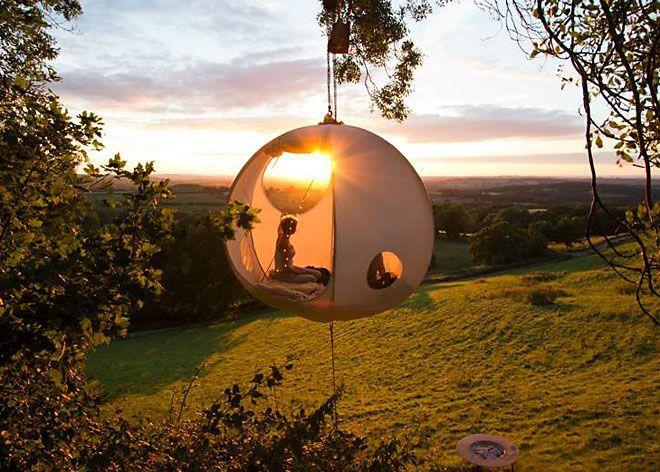 Hanging Tent Company
