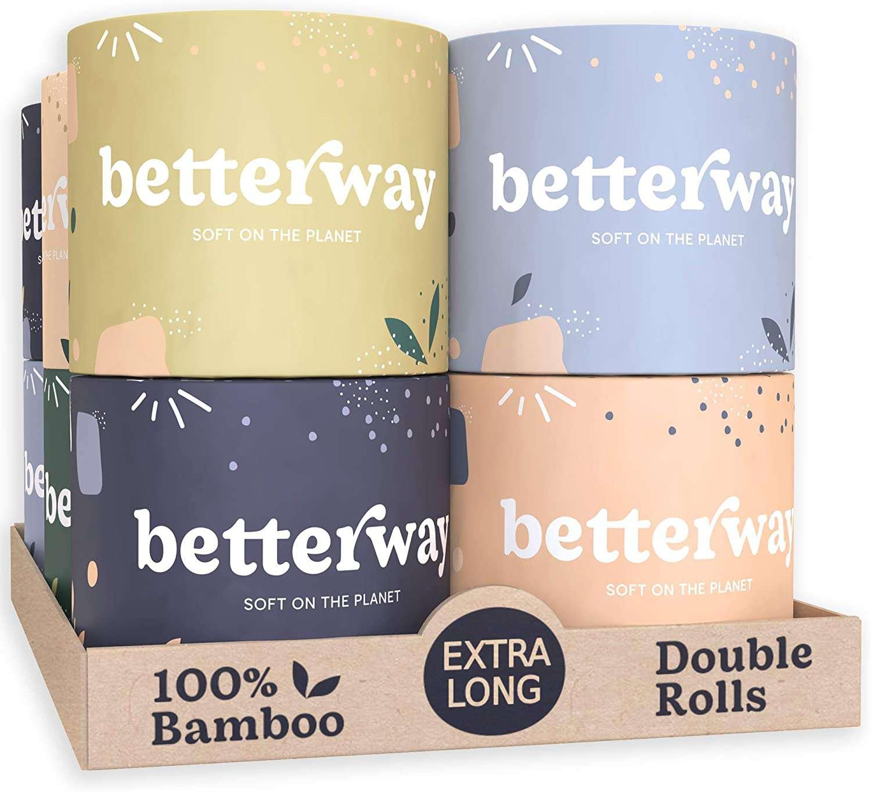Betterway toilet paper