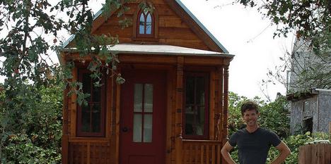 Las casas pequeñas son geniales. ¿Qué tal una conferencia en Tiny House?