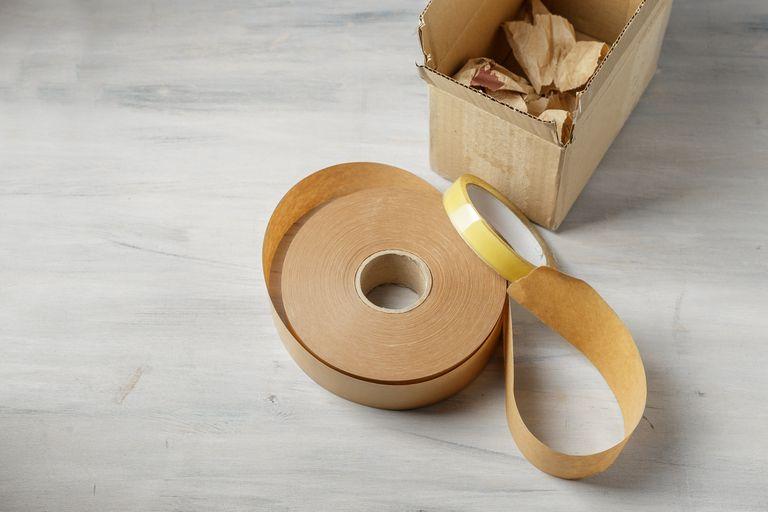 Narrow cellulose tape