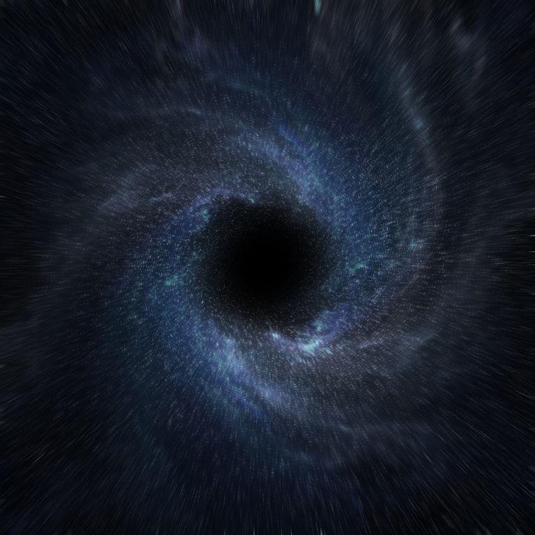 El agujero negro en el corazón de esta galaxia puede estar entre los más grandes del universo