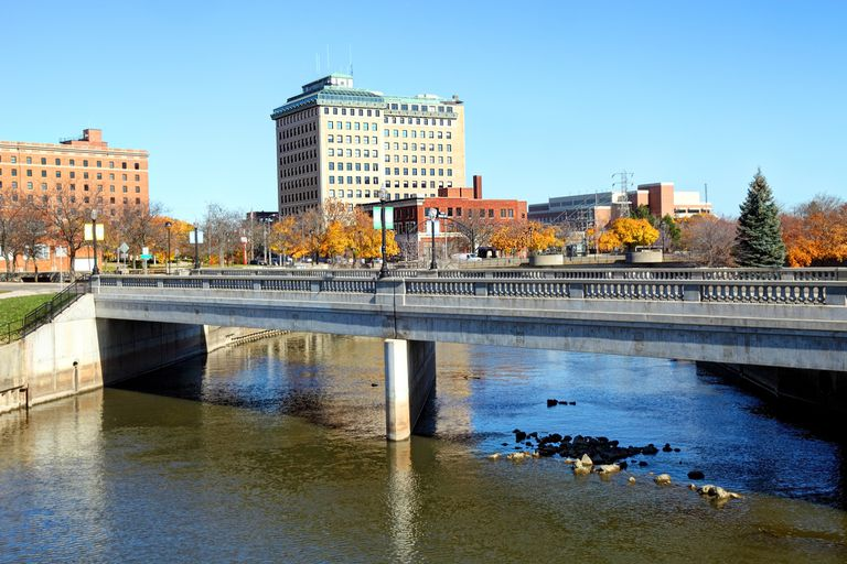 Flint River, Flint Michigan