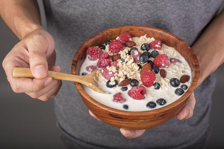Ejercicio antes del desayuno para cambios 'profundos y positivos'