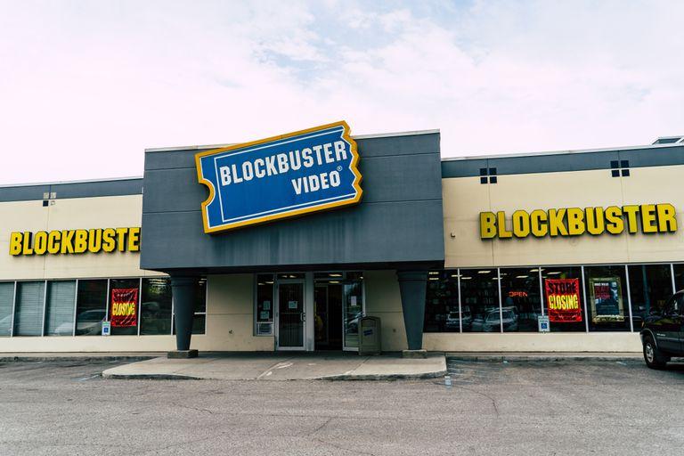 El último capítulo de la historia de Blockbuster