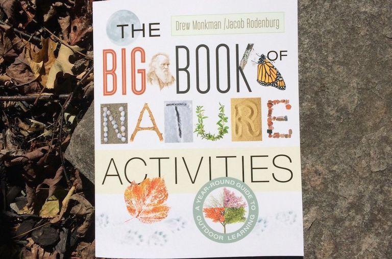 Enseñe a los niños a amar la naturaleza con 'El gran libro de las actividades de la naturaleza' (Reseña del libro)