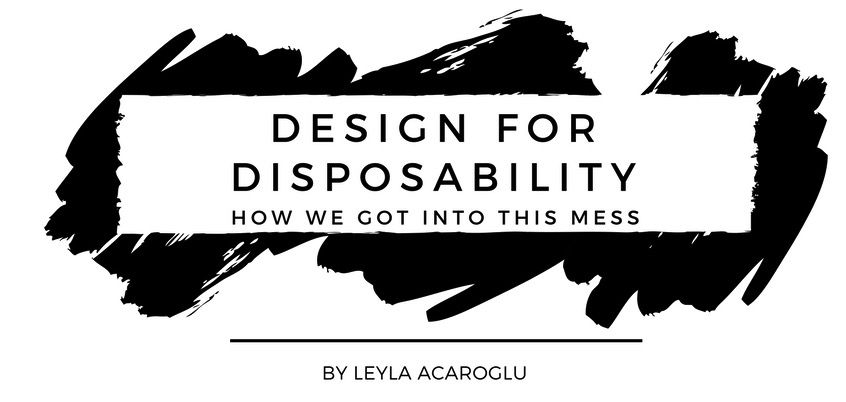 design for disposability