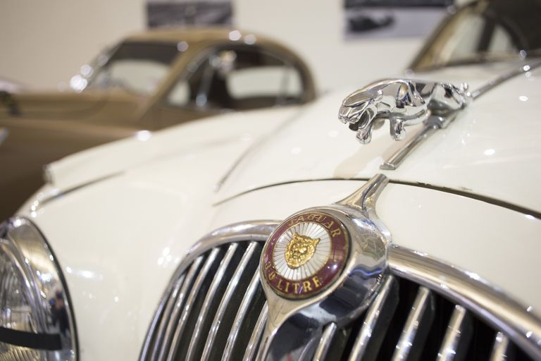 UK - Cars - The Heritage Motor Centre in Gaydon
