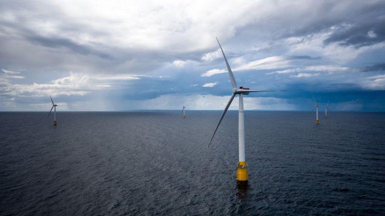 El primer parque eólico flotante del mundo que supera las expectativas