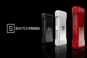Switch fresh deodorant.