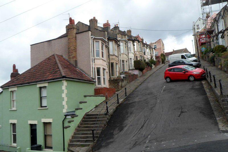 Vale Street in Bristol, England