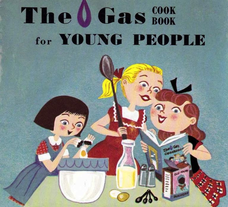 Gas cookbook